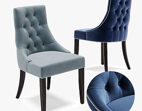 3D model Chair Dining A