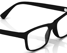 Eyeglasses for Men and Women lady 3D print model
