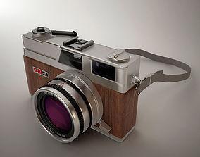 Classic Camera 3D model