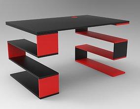 Design Table 3D model realtime