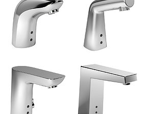 3D model Faucet Set 1