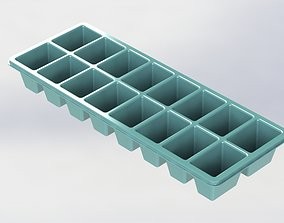Ice Cube Tray 3D printable model