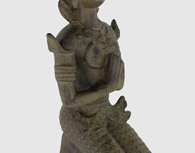 3D Hindu Goddess