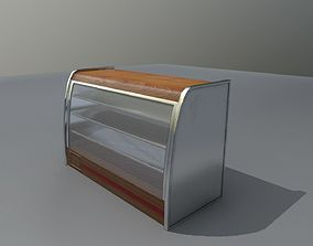 3D model Bakery Display