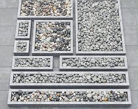 Pebble fundament collection 3D
