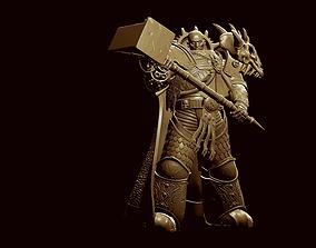 vulkan warhammer 40k 3D print model
