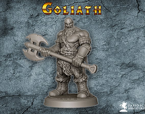 Dungeons and Dragons Goliath 3D printable model