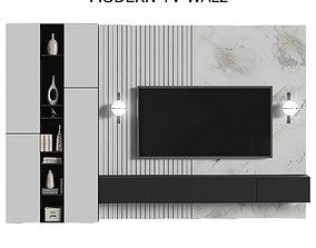 3D modern tv wall 17
