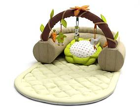 3D model Infant Play Mat