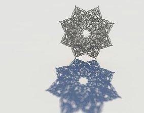 3D model Islam Ornament
