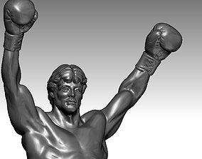 3D model Rocky Balboa