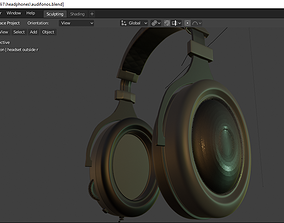 Corsair Headphones 3D corsair