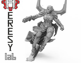 Heresylab - Lady Arachne 3D print model