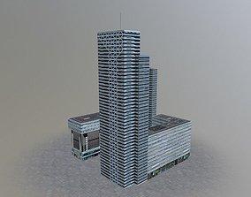 Den Haags Skyscraper2 3D model