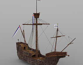3D Santa Maria