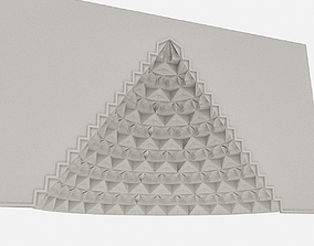 3D asset Mukarnas
