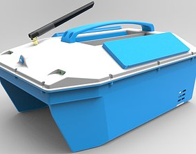 Bait Boat for carpfishing DIY 3D print model