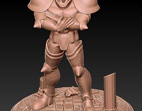 3D printable model Saint Seiya - Aldebaran Taurus