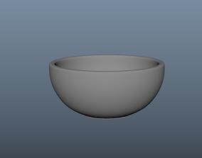 clean A Bowl 3D model