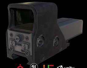 Game Ready Scope 552 D180611 3D model