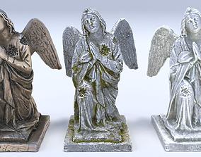 Sculptures Pack Vol1 Statue 1 3D asset