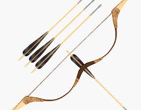 3D model Composite Bow