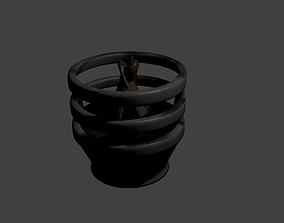 3D asset Brazier