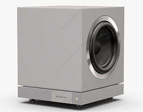 Bowers and Wilkins DB3D Satin White