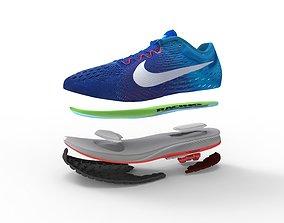 3D Nike Zoom Streak 6