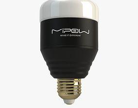 MIPOW Smart LED Lightbulb 3D