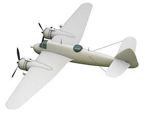 3D Bristol Beaufighter
