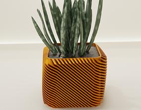 3D print model pot shape 66