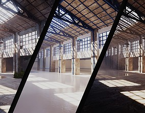SHC Factory Hall Collection 3D