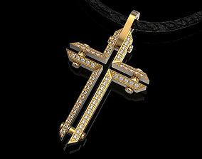 jewel Cross 3D printable model