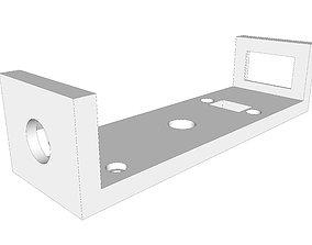 package Industrial part 3D model