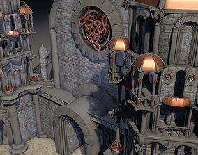 3D celtic Church