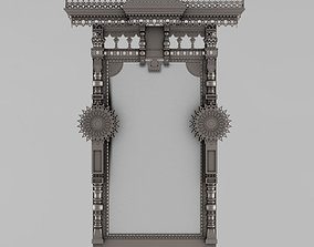 3D printable model ussr Frame for the mirror