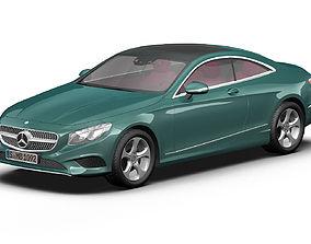 2014 Mercedes Benz S Class Coupe 3D model