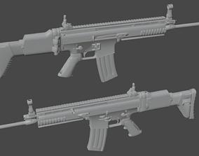 SCAR Mark-16 3D
