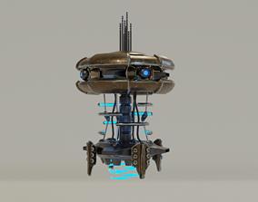 Robot N1-20 version 2021 3D model
