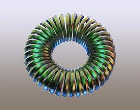 Round Spring 3D