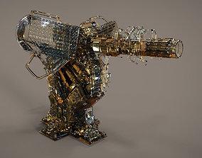 3D Cannon robots-challenge