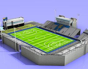 James M Shuart Stadium 3D model