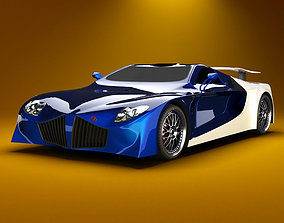 Weber Sportscar 3D