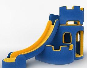 3D asset Junglegym Fortecya