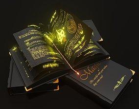 Magic book 3D