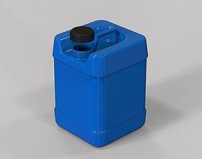 3D printable model Chemical Gallon 50 Litre