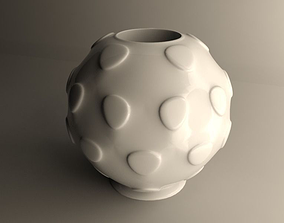 Sphere flowerpot 2 BIG 3D print model