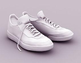 Sneakers 3D max