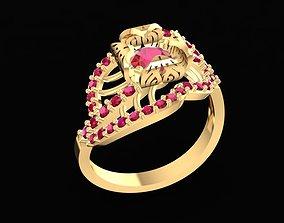 3D print model 1683 Diamond Ring